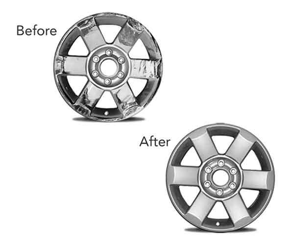 Shore Custom Rim Repairs